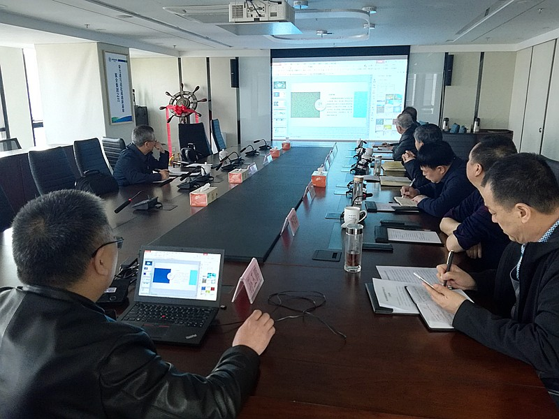 永利皇宫官网与天津凯赛特科技公司座谈交流
